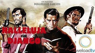 Ein Halleluja für Django (Western ganze Western Filme auf Deutsch)