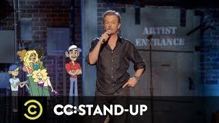 Comedy Central Re-Animated - David Spade - Tiger's Baggage - Uncensored