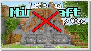 LP Minecraft på 90gQ #119 - Olagliga handlingar!