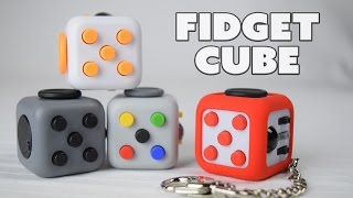 Fidget Cube!   Unboxing and Overview