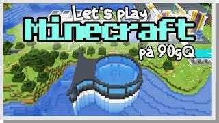 LP Minecraft på 90gQ #107 - Fiskbutiken!