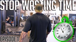 How To Workout In 30 Minutes | Get In Get Pumped Get Out | Episode 1 Chest