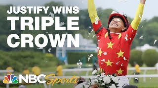 Belmont Stakes 2018 I FULL RACE I Justify's Pursuit of the Triple Crown I NBC Sports