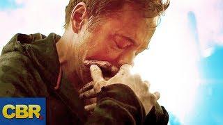 Tony Stark May Sacrifice His Own Child In Avengers Endgame