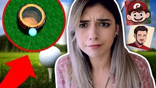WHAT SPORT IS THIS? | Golf It with Chilled and Ze