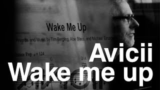 Avicii - Wake Me Up [Church organ cover by Orgelmeneer Jelle de Jong]