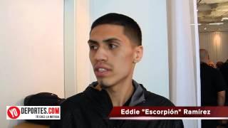 Eddie  Escorpion  Ramirez vs Gerardo  Pepino  Cuevas