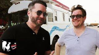 Burnie Vlog: Burnie's New Bus | Rooster Teeth