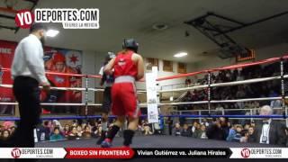 Vivian Gutierrez vs. Juliana Hirales 2N1D Chicago