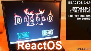 ReactOS on real hardware ThinkPad T23 - replacing WinXP?