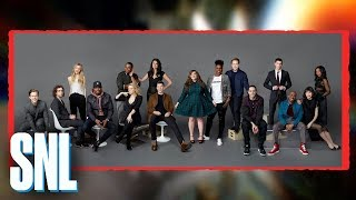 Creating Saturday Night Live: Season 44 Cast Photo - SNL