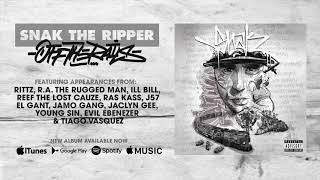 07. Snak The Ripper - Hour Glass ft. Young Sin & Evil Ebenezer (Prod. by Snak The Ripper)
