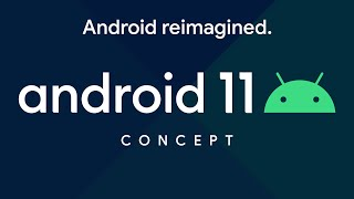 Android 11 Concept by Avdan