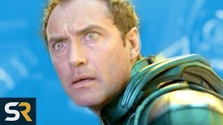 Captain Marvel: Is Jude Law's Character A Kree Or A Skrull Spy?
