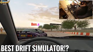 $1700 Drift Sim + 20 Year old Game!?