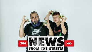 NEWS FROM THE STREETS #206