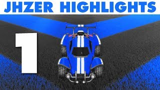 JHZER Highlights 1 | Competitive Rocket League (Best Goals)