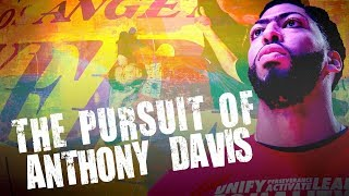 Inside the Lakers' locker room after pursuit of Anthony Davis