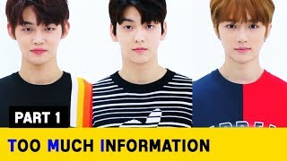 [ENG SUB] TXT TMI Part 1 - Soobin, Yeonjun, Beomgyu | DEBUT CELEBRATION SHOW