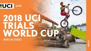 2018 UCI Trials World Cup – Berlin (GER) / LIVE
