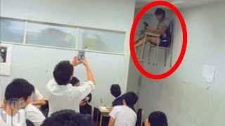 10 Scary Caught in Schools