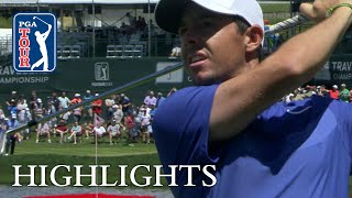 Rory McIlroy extended highlights | Round 4 | Travelers