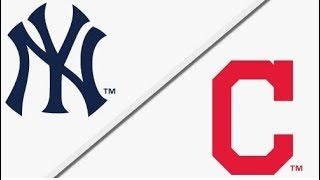 New York Yankees vs Cleveland Indians   ALDS Game 2 Full Game Highlights
