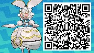 pokemon ultra qr codes