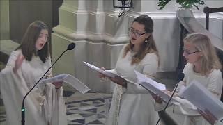 """Koncert chóralny zespołu """"Cantus Solemnis""""- Festiwal Słowo i Muzyka u Jezuitów"""