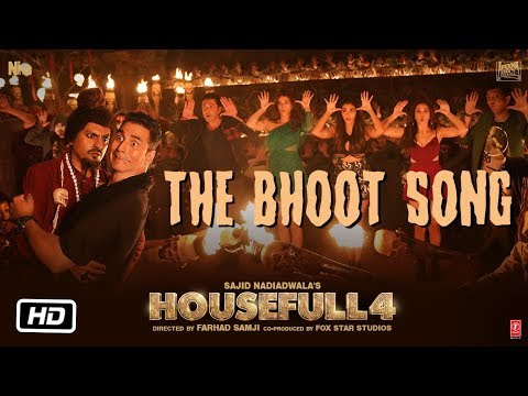 The Bhoot Song Lyrics in Hindi&English