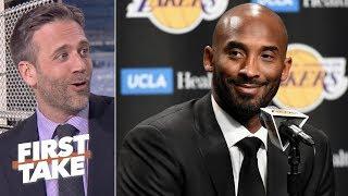 Kobe Bryant is ruining the Lakers - Max Kellerman   First Take