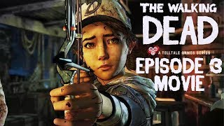 "THE WALKING DEAD: Season 4 Episode 3 ""Broken Toys"" (Telltale Final Season) All Cutscenes"