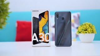 Unboxing Samsung Galaxy A30 Indonesia!