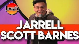Jarrell Scott Barnes | White Facebook Friends | Laugh Factory Chicago Stand Up Comedy