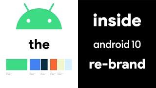 Inside Google's massive Android rebrand