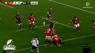 Tonga vs Wales (Big Hit) 2017