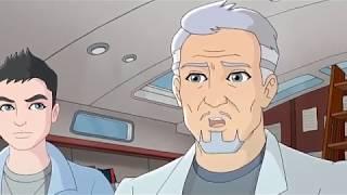 Вирусите атакуват, епизод 9 / Virus Attack - BG