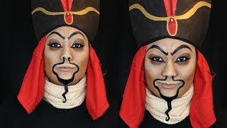 Jafar from Aladdin Makeup Tutorial | Disney Villain