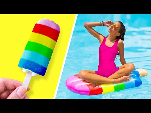27 Crazy Tricks For The Hot Summer