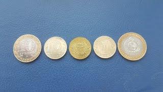 Чистка монет ГВС, БИметалл и любых современных монет