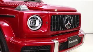 レトロと最先端の融合! メルセデス・ベンツ日本の上野社長が新型Gクラスの魅力を語る mercedes benz new g class