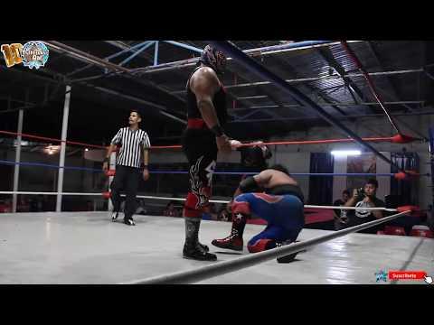 Difunto I y Vazco Jr vs Hispano Jr y Violencia en Deportivo Reynosa