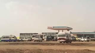 عودة الصفوف وازمة الوقود في السودان