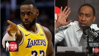 The Lakers trading LeBron would be 'insane'   Stephen A. Smith Show