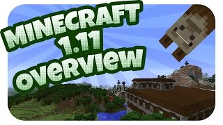 Minecraft 1.11 Overview - Everything You Need To Know!