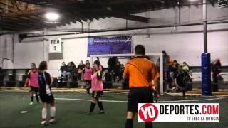 Revolution vs  México 10-0 Liga de los Lunes