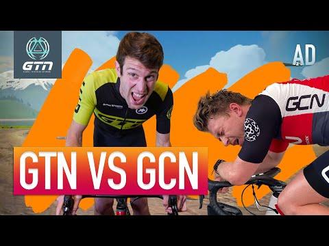 Are Triathletes Better Than Cyclists? | GTN Vs GCN