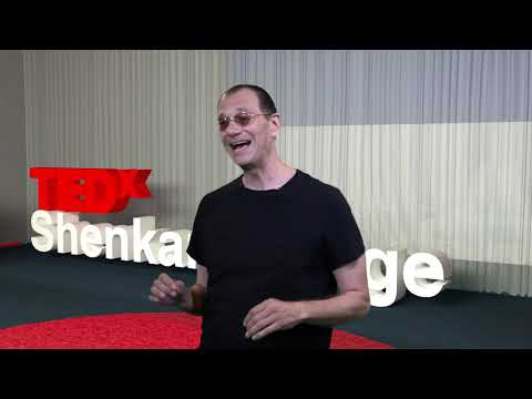 The Recording of My Life | Steven Max Stern | TEDxShenkarCollege