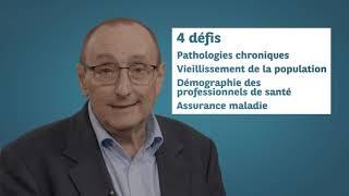 Interview du DR Pierre de HAAS sur les maisons de santé pluriprofessionnelles