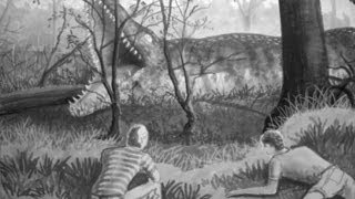 Komodo Dragon, Ghostly Lion, Canadian Lake Monster